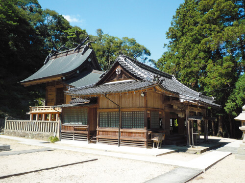 Saka Shrine