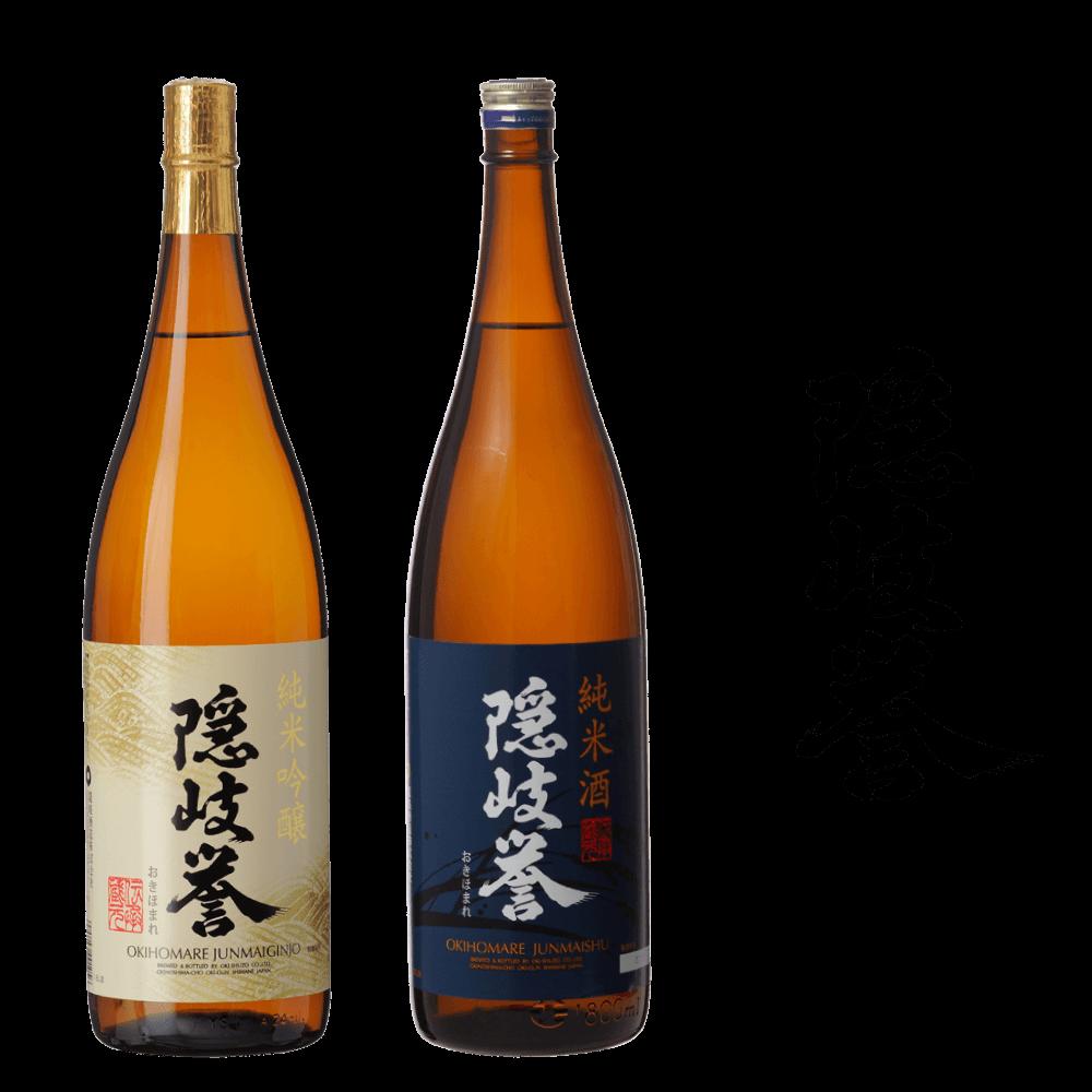 隠岐酒造株式会社 隠岐誉 純米吟醸